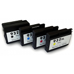 Compatible HP932 XL, 933 XL Value Pack Ink Cartridges - Swan Cartridges