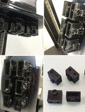 Monocure Rapid Black Resin - Swan Cartridges & 3D Printers