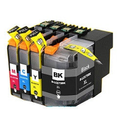 Compatible Brother LC675 XL Yellow Ink Cartridge only - Swan Cartridges