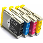Compatible Brother LC57 Cyan Ink Cartridge - Swan Cartridges