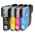 Compatible Brother LC67 Cyan Ink Cartridge - Swan Cartridges