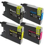 Compatible Brother LC73 Cyan Ink Cartridge - Swan Cartridges