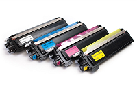 Compatible Brother TN210 Yellow Toner Cartridge - Swan Cartridges