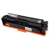 Compatible HP CF542A (203A) Yellow Toner Cartridge - Swan Cartridges