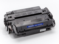 Compatible HP CE255X Black Toner Cartridge - Swan Cartridges