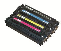 Compatible HP CE321A (128A) Cyan Toner Cartridge - Swan Cartridges