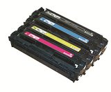 Compatible HP CE322A (128A) Yellow Toner Cartridge - Swan Cartridges