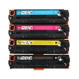 Compatible HP CF401A (201A) Cyan Toner Cartridge - Swan Cartridges