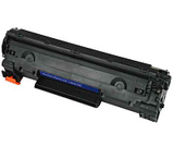 Compatible HP CB436A Black Toner Cartridge - Swan Cartridges