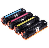 Compatible HP CF382A (312A)  Yellow Toner Cartridge - Swan Cartridges