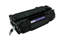 Compatible HP Q7553A Black Toner Cartridge - Swan Cartridges
