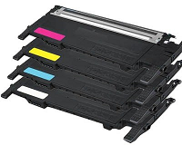 Compatible Samsung 407 Magenta Toner Cartridge - Swan Cartridges