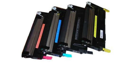 Compatible Samsung 409 Cyan Toner Cartridge - Swan Cartridges
