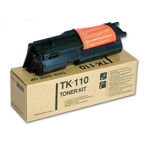 Compatible Kyocera TK110 Black Toner Cartridge - Swan Cartridges