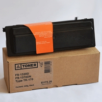 Compatible Kyocera TK170 Black Toner Cartridge - Swan Cartridges & 3D Printers