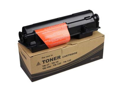 Compatible Kyocera TK17 Black Toner Cartridge - Swan Cartridges & 3D Printers