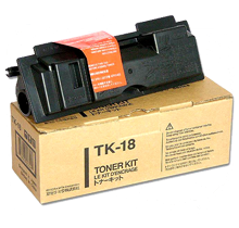 Compatible Kyocera TK18 Black Toner Cartridge - Swan Cartridges
