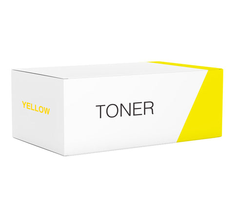 Compatible Brother TN-265 Yellow Toner Cartridge - Swan Cartridges