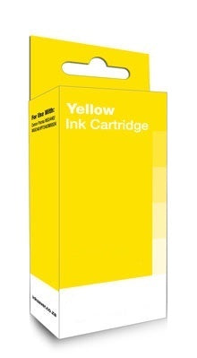 Compatible Brother LC38 Yellow Ink Cartridge - Swan Cartridges