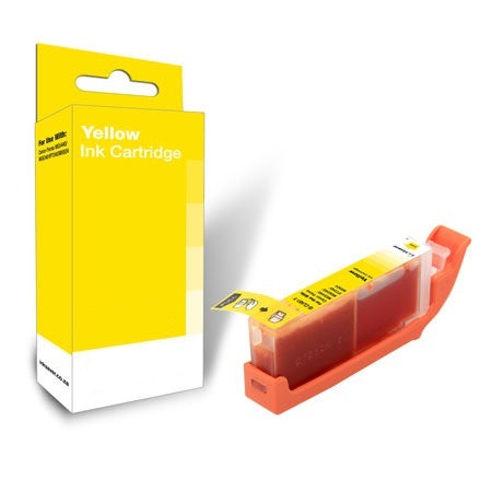 Compatible Canon CLi-8 Yellow Ink Cartridge - Swan Cartridges & 3D Printers