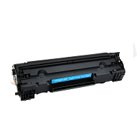 Compatible HP CF283A Black Toner Cartridge - Swan Cartridges & 3D Printers