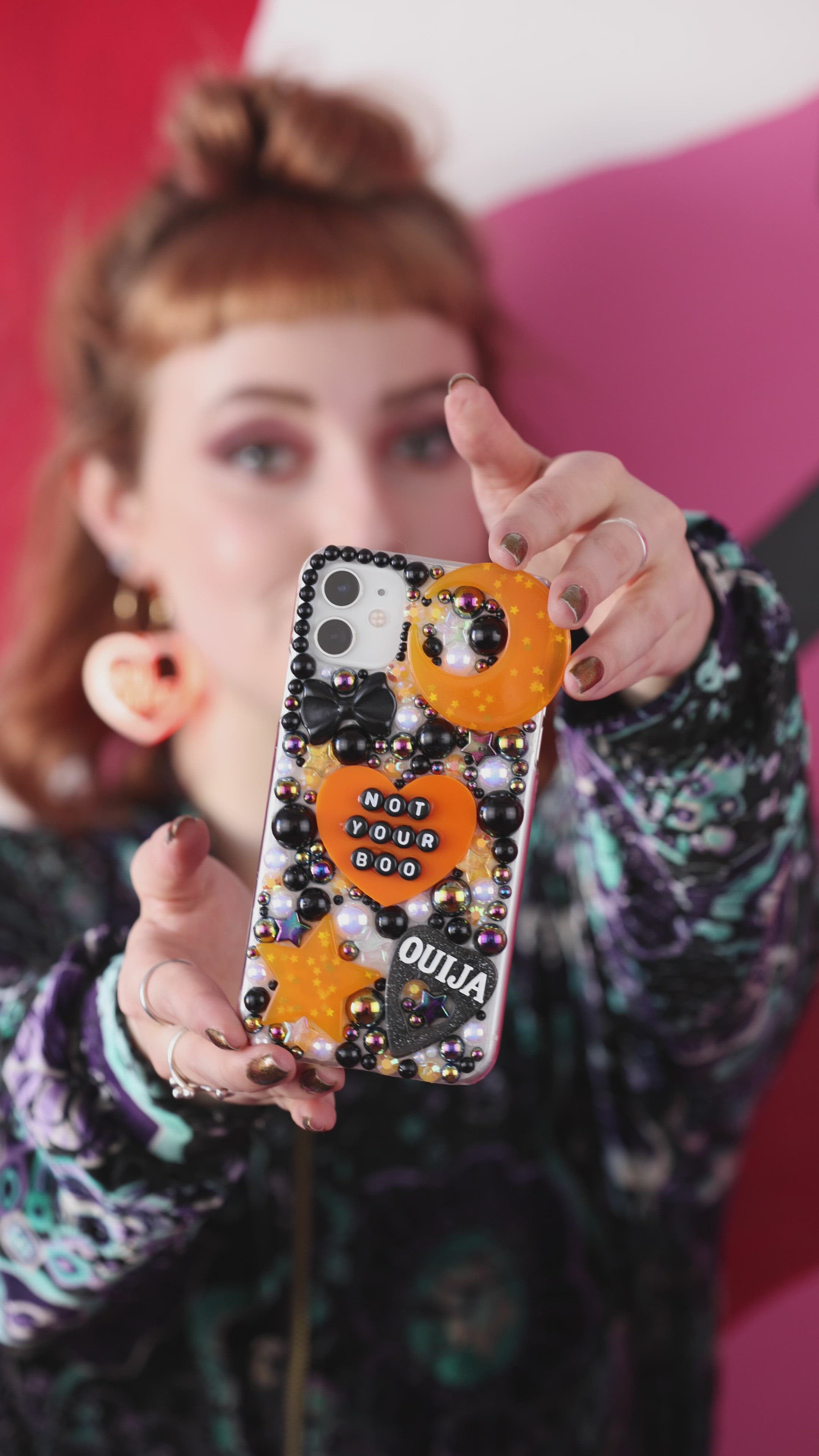 Not Your Boo Phone Case