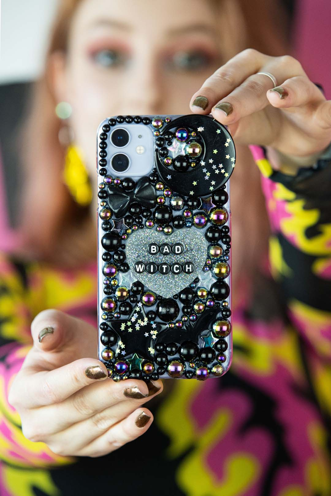 Bad Witch Phone Case