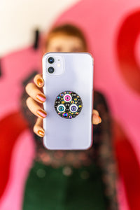 Eyes Phone Grip Case
