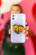 Load image into Gallery viewer, Pumpkin Phone Case Grip