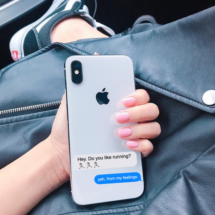 RUN FEELS Phone Case - iCaseLeluxe