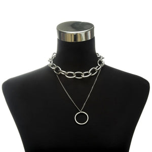 Gothic Punk Choker Necklace - iCaseLeluxe