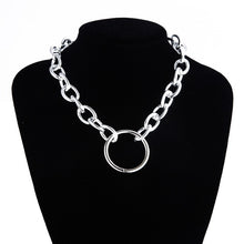 Load image into Gallery viewer, Gothic Punk Choker Necklace - iCaseLeluxe
