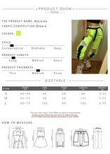 Load image into Gallery viewer, Neon Green Utility Capri Pants - iCaseLeluxe
