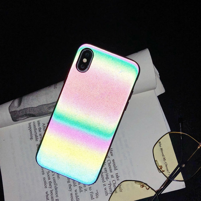 Holographic Reflective Phone Case