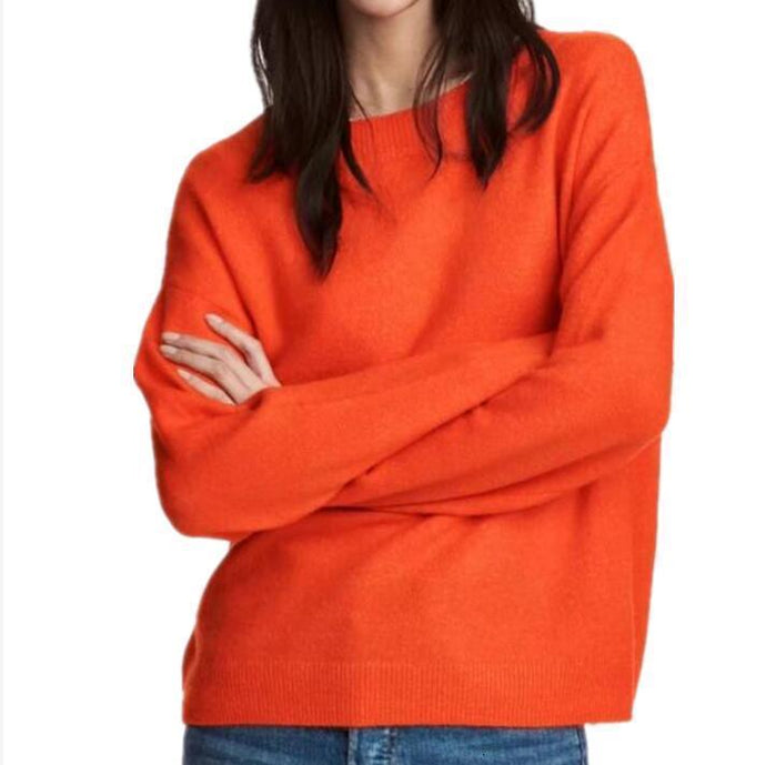 Long Sleeve Casual Knit Sweater