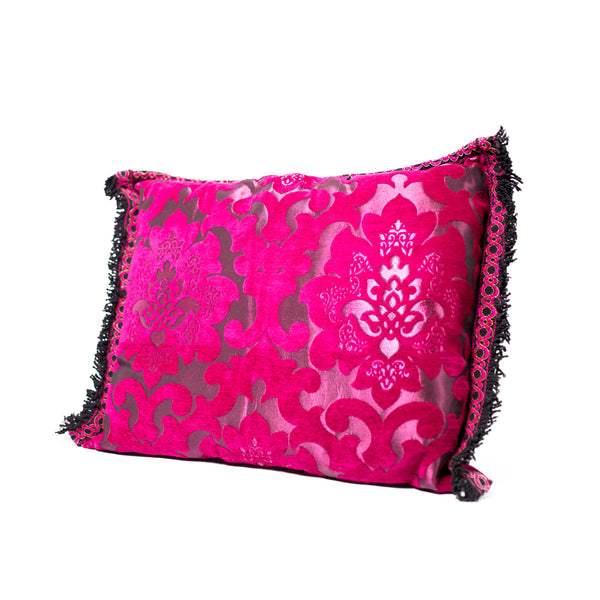 'Fushia' Moroccan Cushion