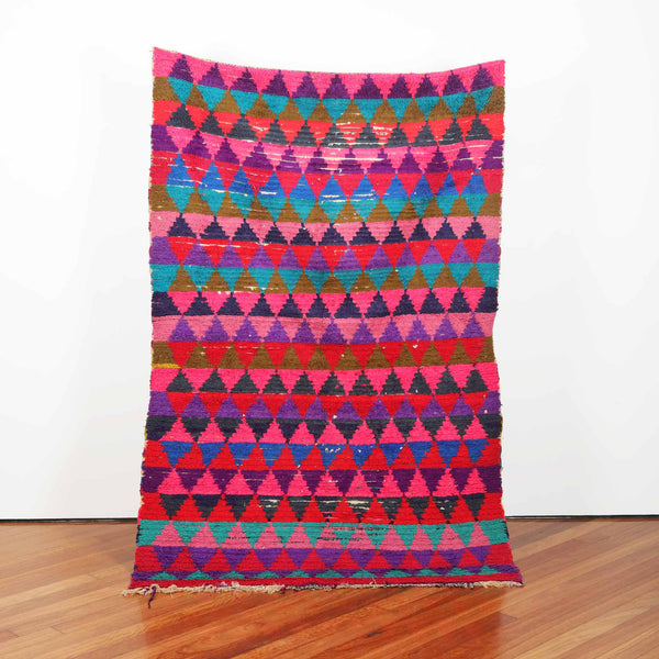 'Aras Pyramid' 1.9 m x 1.3 m Kahina collection