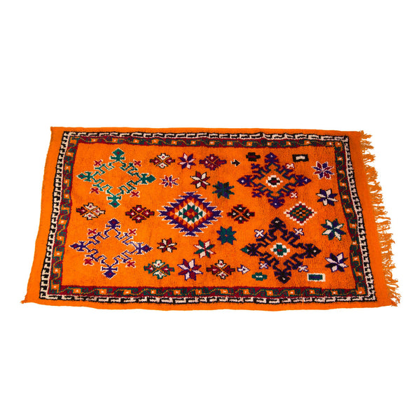 'Azzam Sun' Kaharita Rug - Takama Collection (3.2m x 1.74 metres)
