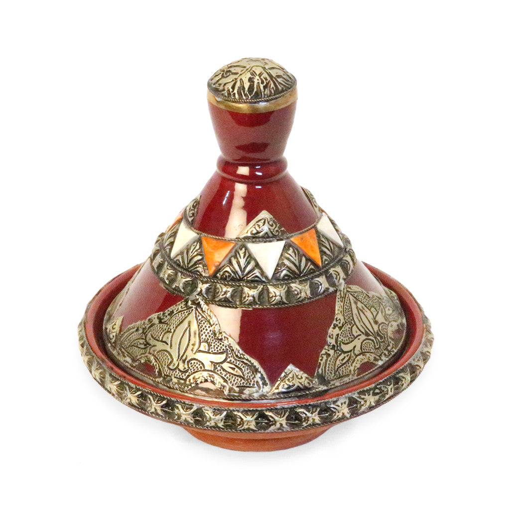 Ornamental Ceramic Tagine