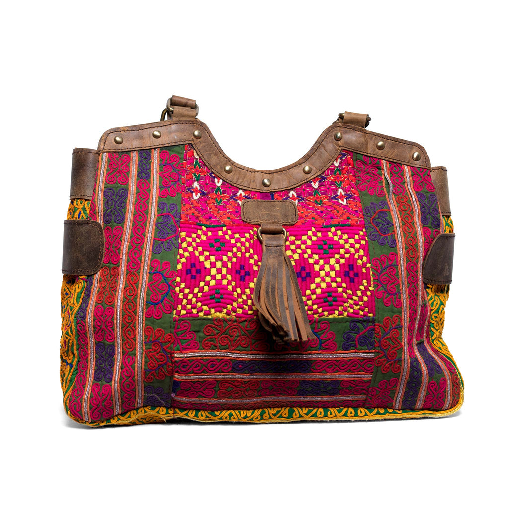 Mahila Shoulder bag fushia