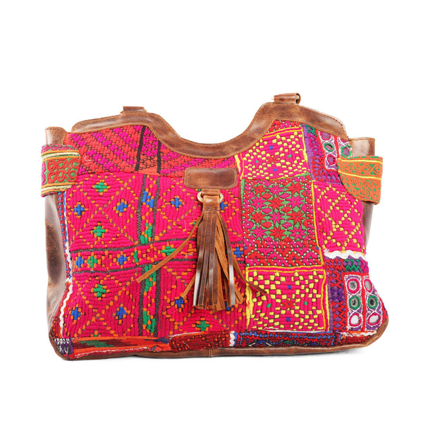 ' Mahila' Shoulder bag zinnia