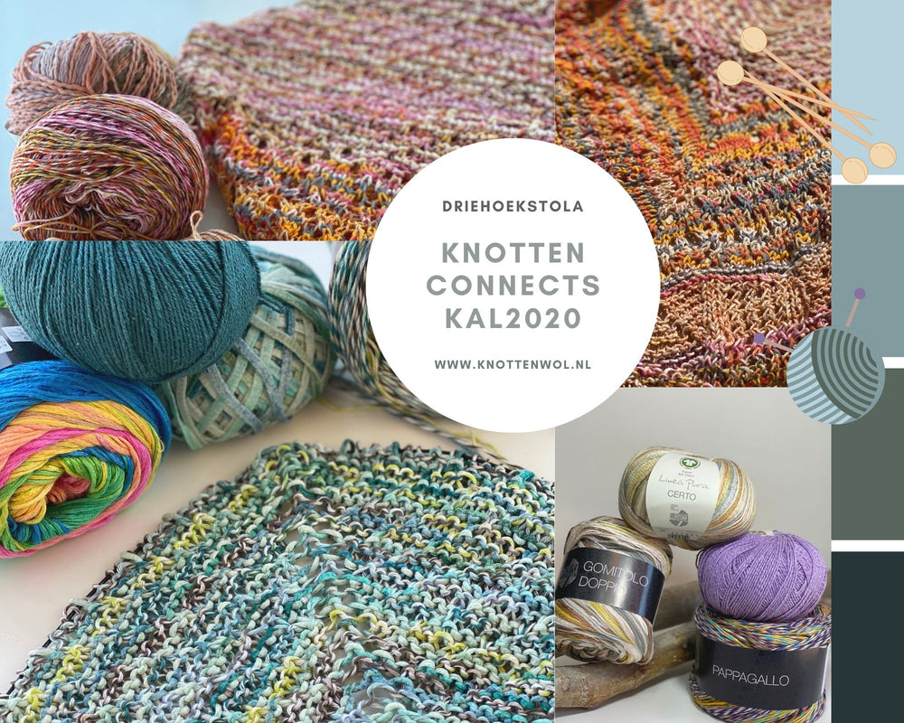 Knotten Connects KAL - start op zondag 3 mei