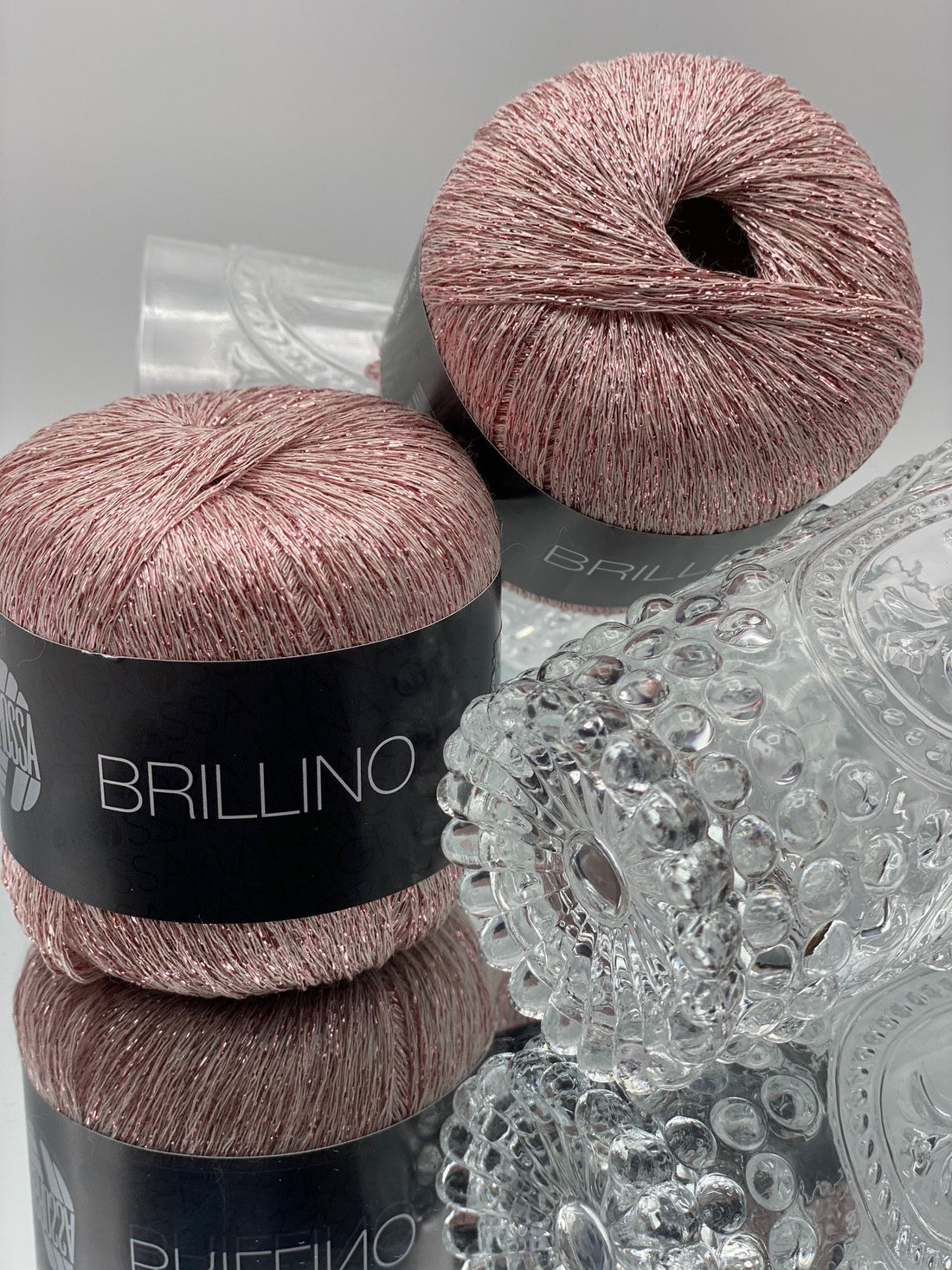Brillino 008 Wit/Roze