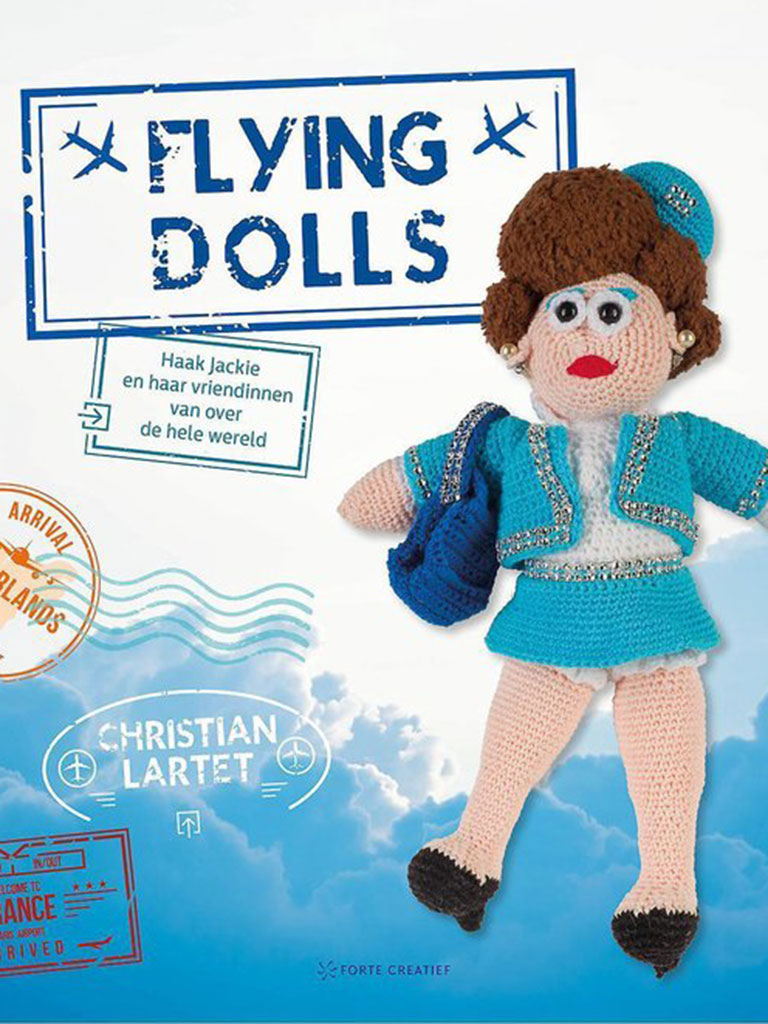 Flying Dolls haken