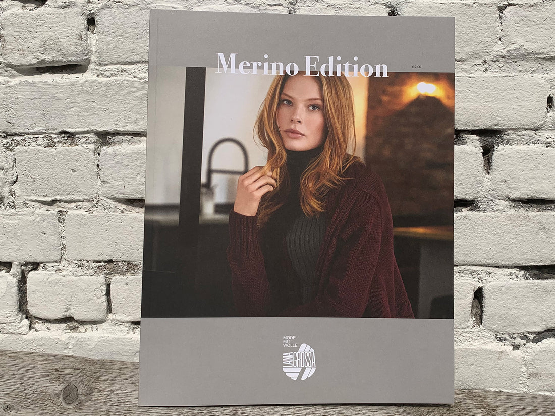 Merino Edition magazine