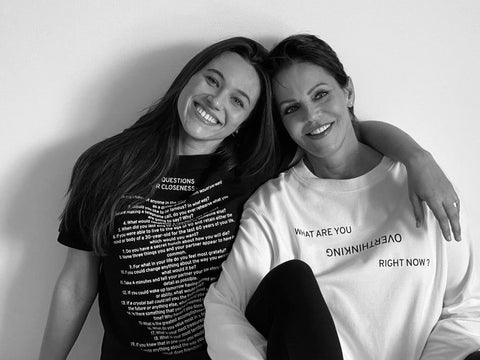 Jacquie and Romi - Co-Founders of OBLIVIOUS? & mother-daughter duo