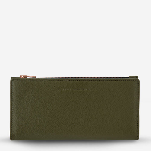 In The Beginning Wallet - Khaki - Roma Gift & Gourmet
