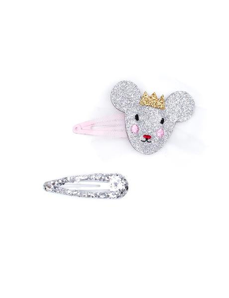Princess Mouse 2pk Clips