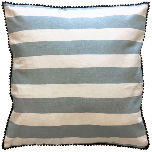 Painted Stripe - Steele Cushion