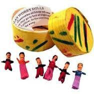 Worry Doll Box